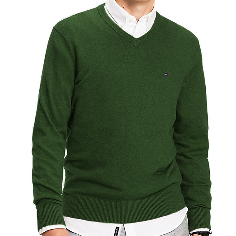 d84a732255b0e Sweater Pacific V-neck Hombre Tommy Hilfiger To280 -   399.00 en ...