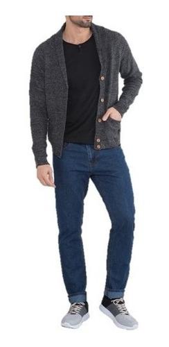sweater poleron index fuz tejido talla xl