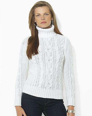 sweater ralph lauren color blanco talla l nuevo con etiqueta