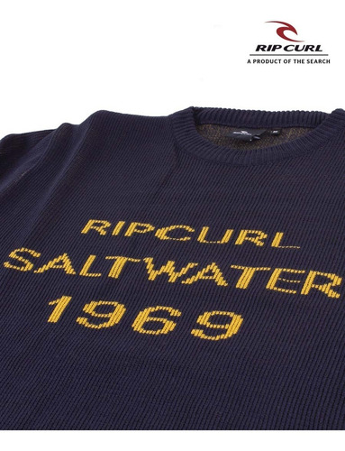 sweater rip curl saltwater