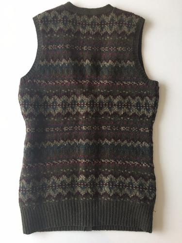 sweater saquito chaleco