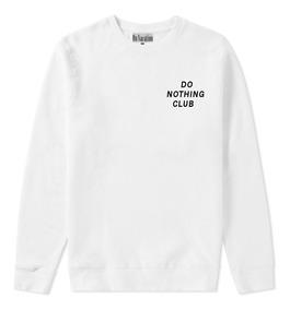 994f2eafe4be Sweater Sudadera Club De No Hacer Nada Unisex Todas Tallas