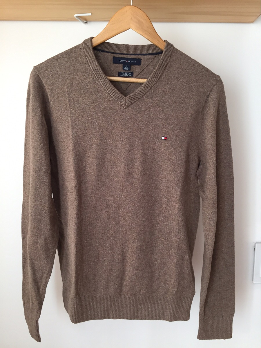 Sweater Tommy Hilfiger Hombre 100% Originales