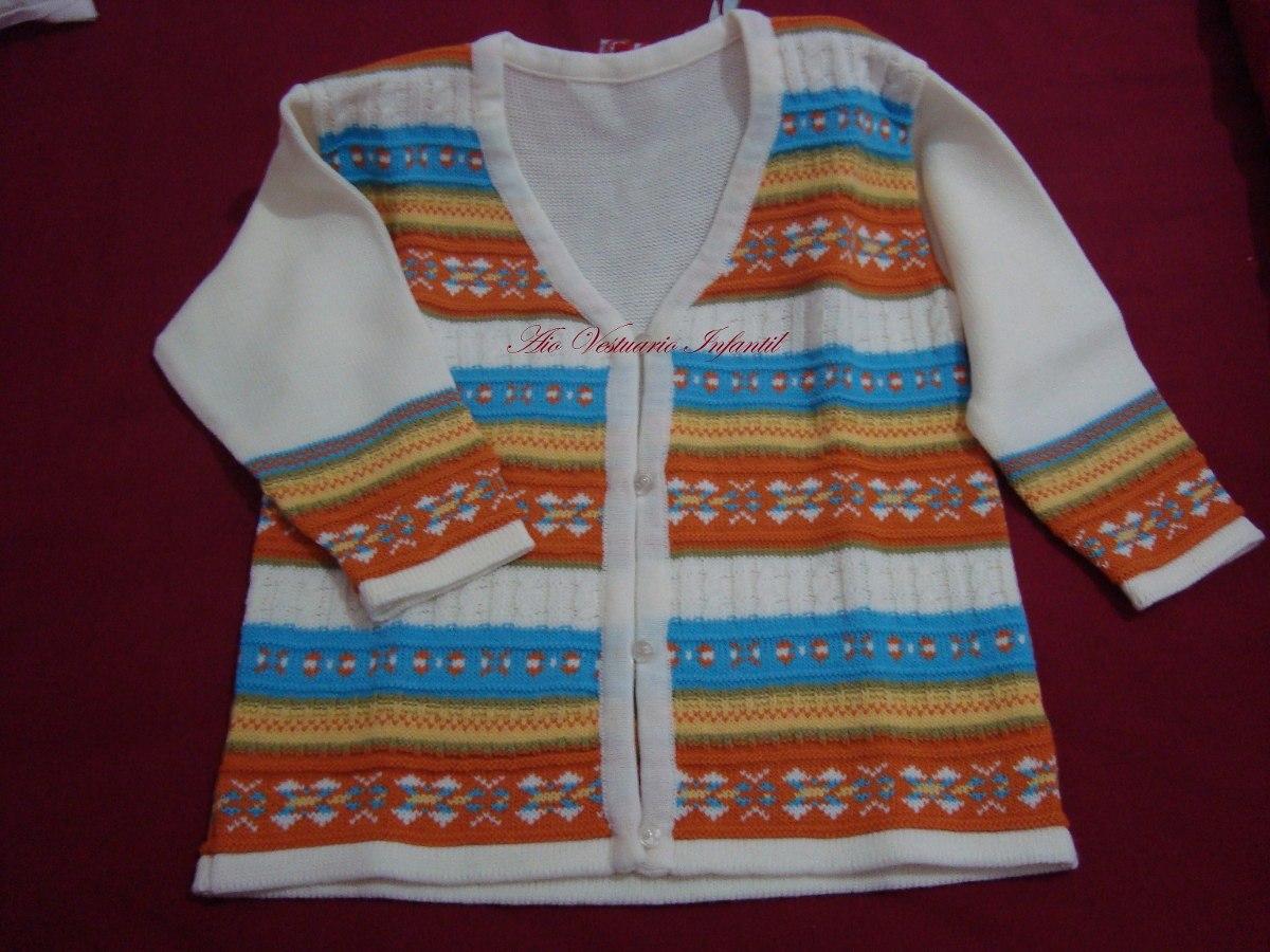 7507a4445 Sweater Y Chalecos Para Niñas De 4 A 7 Años De Edad. - $ 14.500 en ...