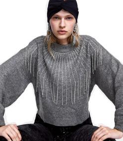 Sweaters Zara Retiras Por Barrio Norte Talle L Saquitos