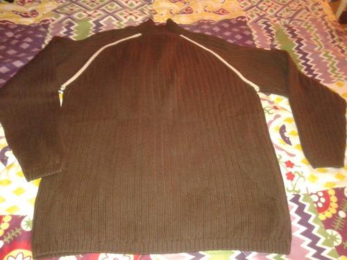 sweater/campera de hilo keving talle s/38 nuevo
