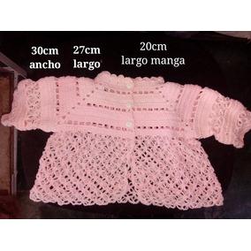 0ee88a27aa954 Chambritas De Crochet - Ropa para Bebés en Mercado Libre México