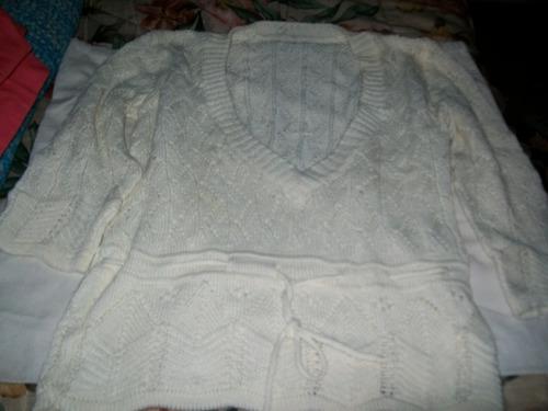 sweaters de hilo con lurex!!!