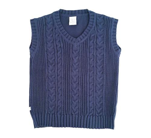 sweaters niños chaleco