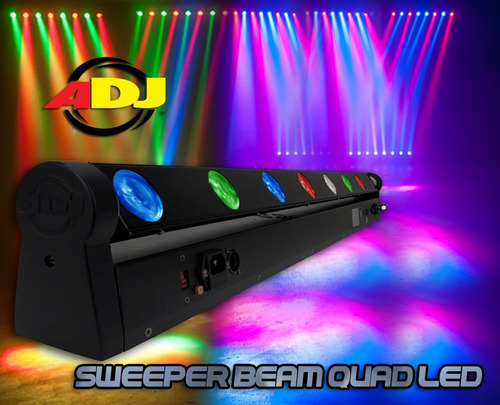sweeper beam quad led american dj
