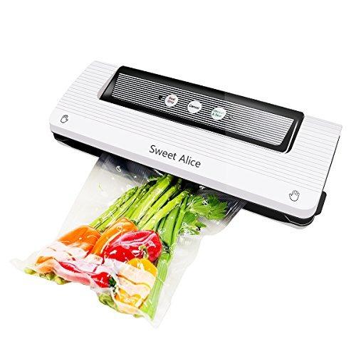 sweet alice vacuum sealer 3 en 1 sellador de alimentos | sel