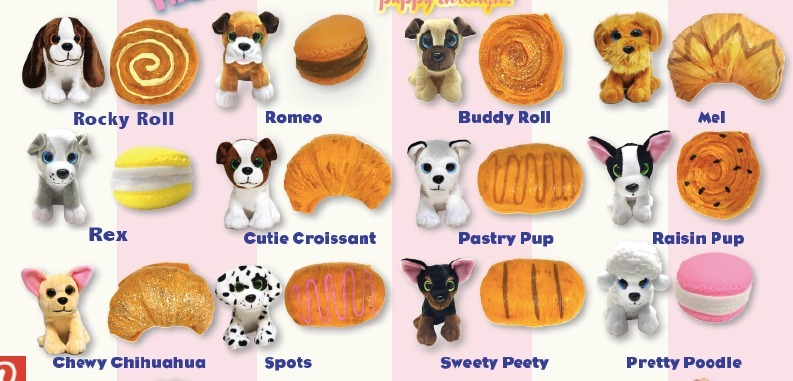 Sweet Pups Mel Sonstige Spielzeug-Artikel