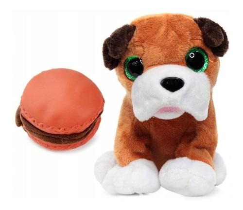 sweet pups peluche mascota reversible con aroma