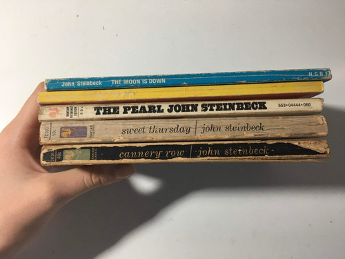 sweet thursday - john steinbeck - ed. bantam