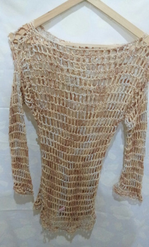 sweter crochet de mujer