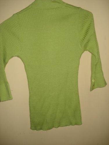 sweter elastizado normandie