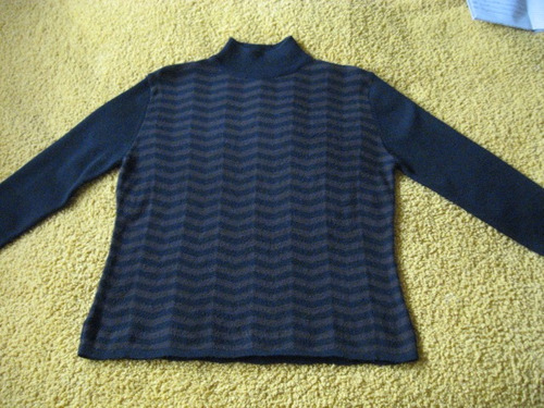 sweter mujer super combinable talla m