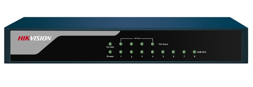 swicht no admin hikvision ds-3e0108p-e 8 puertos 4 poe+