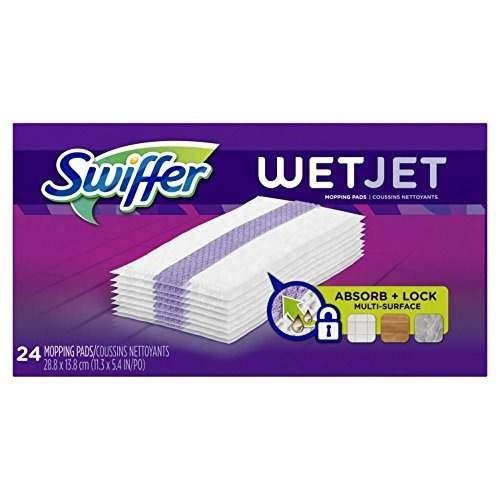 swiffer wetjet - limpiador para piso de madera, rociador, !