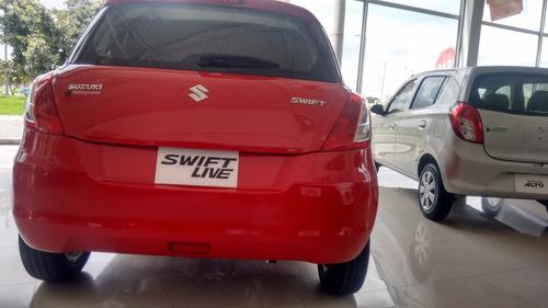 swift live hb mecanico 1200 cc modelo 2018