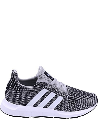 new concept 78511 5d0eb swift run j de los niños de adidas originals, gris dos   bla