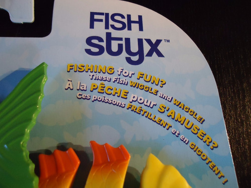 swimways - juguetes para piscina - peces suaves y flexibles.