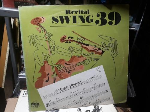 swing 39 recital en vinilo