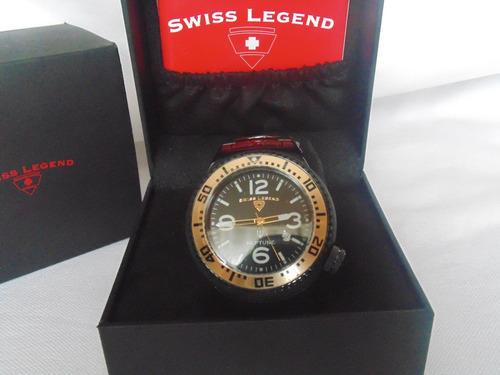 swiss legend reloj