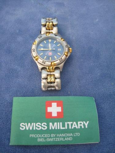 swiss military hanowa mujer aul