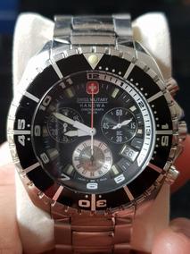 17ab33e761eb Relojes Swiss Military Hanowa - Relojes Pulsera en Mercado Libre Chile