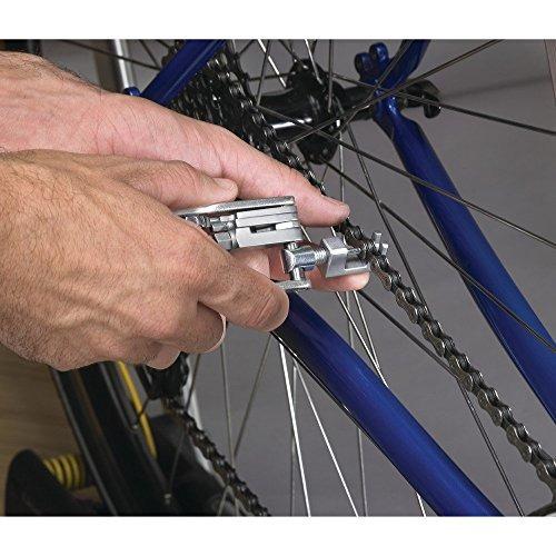 swiss tech st polished ss 20-en-1 kit multitool de biciclet