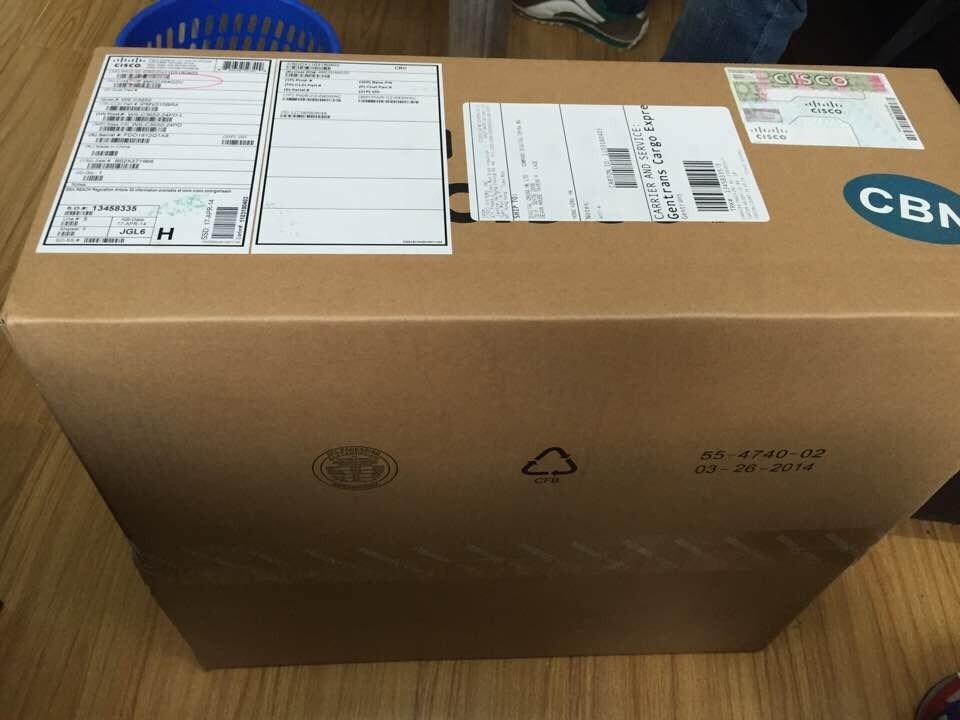 Switch 10g Cisco 3850-24xs-e 24 Port 10g Sfp+ 640 Gbps