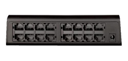 switch 16 puertos d-link 10/100 3.2gbps ctas tienda oficial