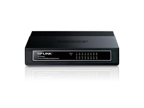 switch 16 puertos tp-link 10/100mbps tl-sf1016d ethernet