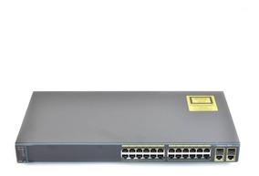 Switch 24 Portas Cisco Catalyst 2960 Plus C2960 Ws-c2960+24