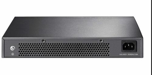 switch 24 portas gigabit 10/100/1000 tp-link tl-sg1024d hub