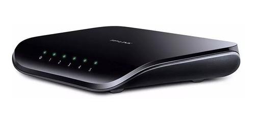 switch 5 bocas tp-link tl sg1005d gigabit 10/100/1000