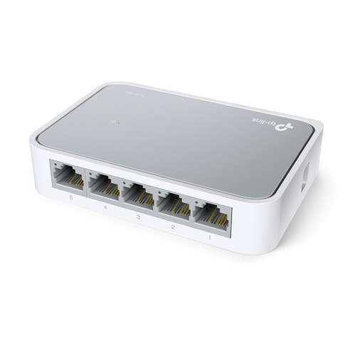 switch 5 puertos 10/100 mbps tplink tl-sf1008d