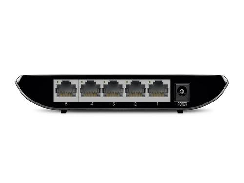 switch 5 puertos 10/100/1000 tp-link tl-sg1005d