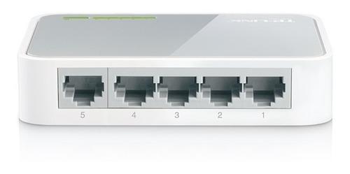 switch 5 puertos tp-link tl sf1005d 10/100 mbps 5 bocas