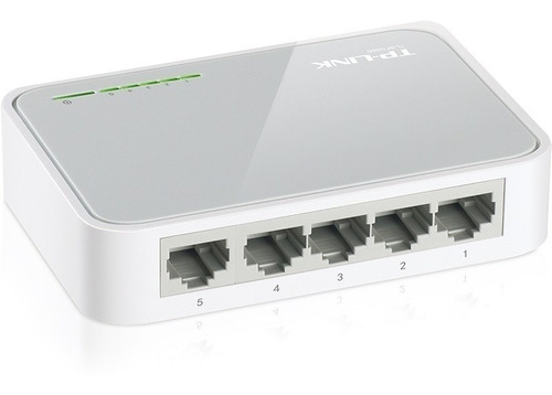 switch 5 puertos tp-link tl-sf1005d100 mbps - factura a / b