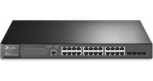 switch administrable l2 de 24-purt de 10/100mbps + 4sfp