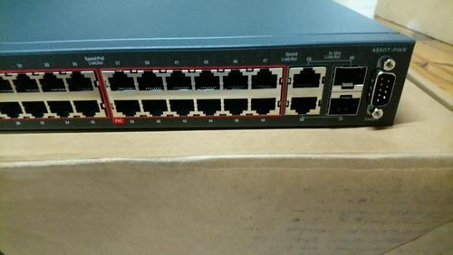 switch avaya 48 ports poe