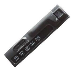 switch block control câmera sony ccd-trv37