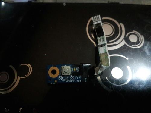 switch boton de encendido portatil hp dv4