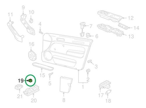 switch boton elevavidrio volkswagen jetta 2.0-1.8t octavia