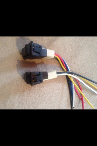 switch boton universal sube baja vidrio con conector