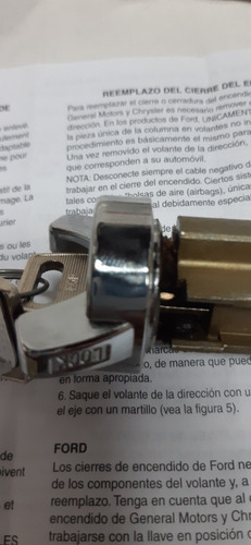 switch cilindro encendido ford f150/750 1980/ standard us110