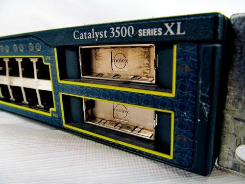 switch cisco - catalyst 3500 (24 y 48 ports)