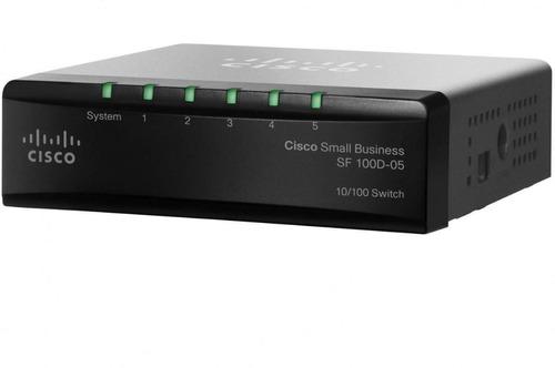 switch cisco sf100d-05
